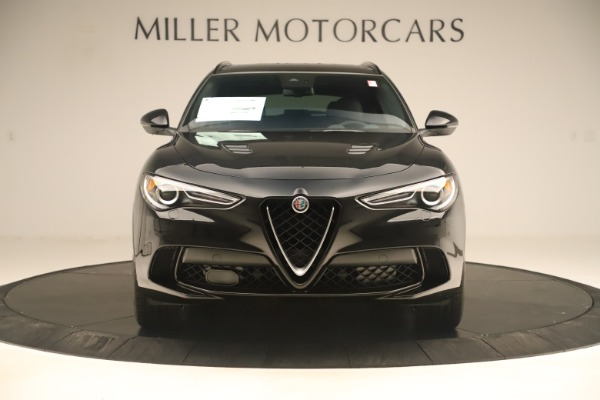 Used 2019 Alfa Romeo Stelvio Quadrifoglio for sale $68,500 at Aston Martin of Greenwich in Greenwich CT 06830 12