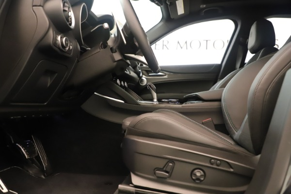 Used 2019 Alfa Romeo Stelvio Quadrifoglio for sale $68,500 at Aston Martin of Greenwich in Greenwich CT 06830 14