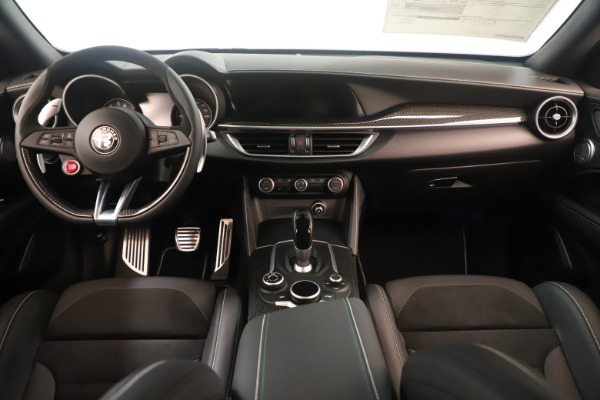 Used 2019 Alfa Romeo Stelvio Quadrifoglio for sale $68,500 at Aston Martin of Greenwich in Greenwich CT 06830 16