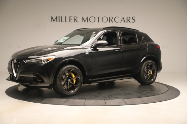 Used 2019 Alfa Romeo Stelvio Quadrifoglio for sale $68,500 at Aston Martin of Greenwich in Greenwich CT 06830 2