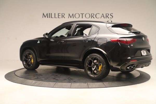 Used 2019 Alfa Romeo Stelvio Quadrifoglio for sale $68,500 at Aston Martin of Greenwich in Greenwich CT 06830 4