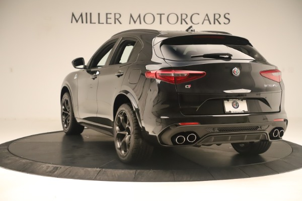 Used 2019 Alfa Romeo Stelvio Quadrifoglio for sale $68,500 at Aston Martin of Greenwich in Greenwich CT 06830 5