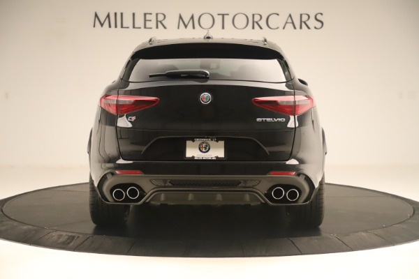 Used 2019 Alfa Romeo Stelvio Quadrifoglio for sale $68,500 at Aston Martin of Greenwich in Greenwich CT 06830 6