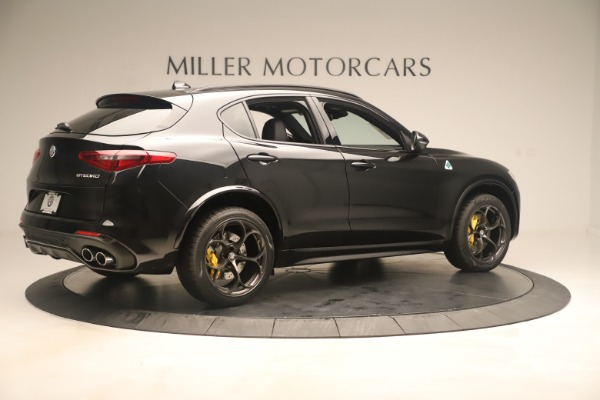 Used 2019 Alfa Romeo Stelvio Quadrifoglio for sale $68,500 at Aston Martin of Greenwich in Greenwich CT 06830 8