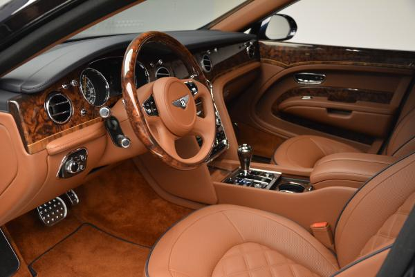 Used 2016 Bentley Mulsanne Speed for sale Sold at Aston Martin of Greenwich in Greenwich CT 06830 14