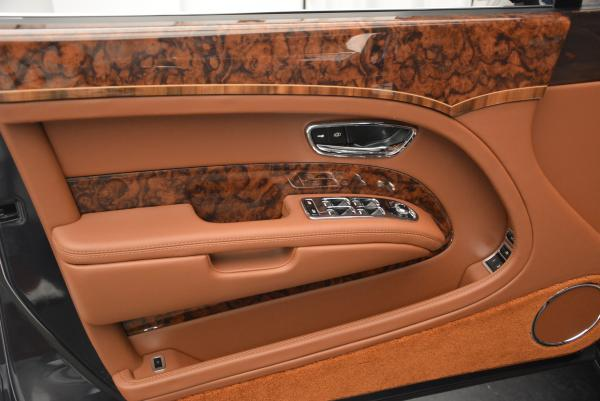 Used 2016 Bentley Mulsanne Speed for sale Sold at Aston Martin of Greenwich in Greenwich CT 06830 15