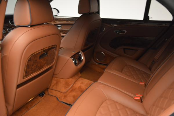 Used 2016 Bentley Mulsanne Speed for sale Sold at Aston Martin of Greenwich in Greenwich CT 06830 17