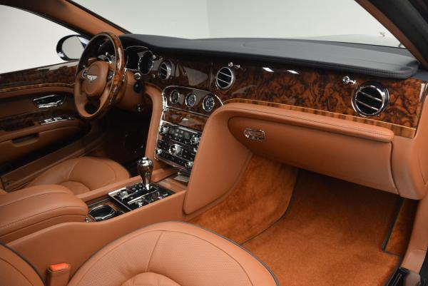 Used 2016 Bentley Mulsanne Speed for sale Sold at Aston Martin of Greenwich in Greenwich CT 06830 20