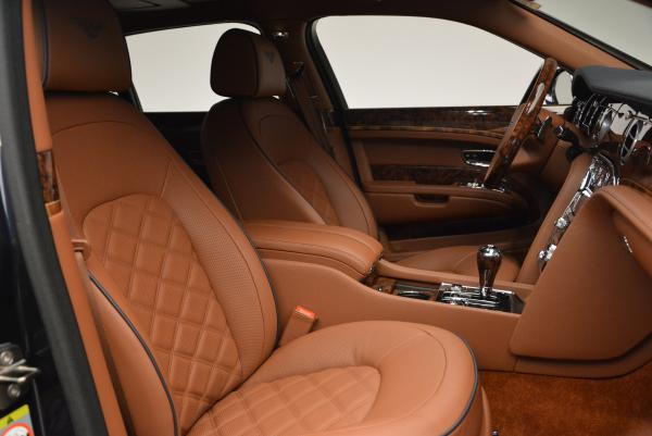 Used 2016 Bentley Mulsanne Speed for sale Sold at Aston Martin of Greenwich in Greenwich CT 06830 21