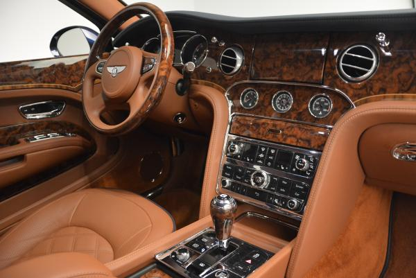 Used 2016 Bentley Mulsanne Speed for sale Sold at Aston Martin of Greenwich in Greenwich CT 06830 22