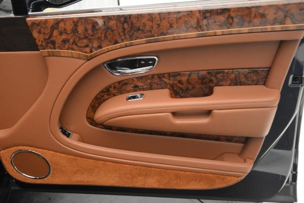 Used 2016 Bentley Mulsanne Speed for sale Sold at Aston Martin of Greenwich in Greenwich CT 06830 25
