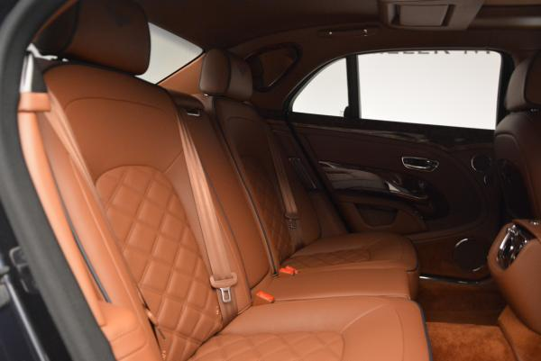 Used 2016 Bentley Mulsanne Speed for sale Sold at Aston Martin of Greenwich in Greenwich CT 06830 28