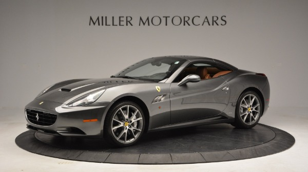 Used 2011 Ferrari California for sale Sold at Aston Martin of Greenwich in Greenwich CT 06830 13