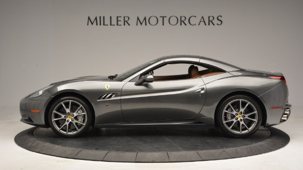 Used 2011 Ferrari California for sale Sold at Aston Martin of Greenwich in Greenwich CT 06830 14