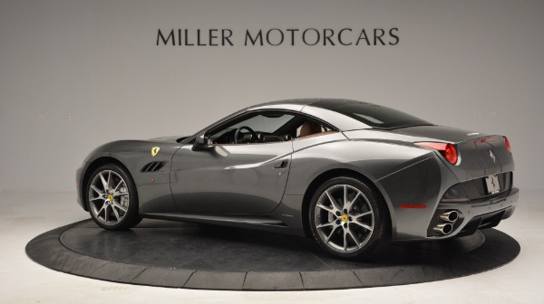 Used 2011 Ferrari California for sale Sold at Aston Martin of Greenwich in Greenwich CT 06830 15