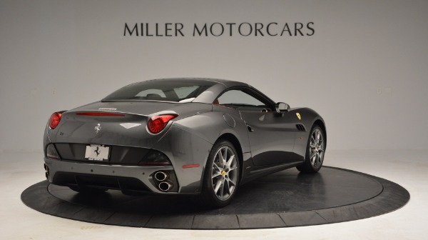Used 2011 Ferrari California for sale Sold at Aston Martin of Greenwich in Greenwich CT 06830 18
