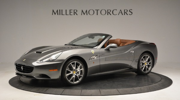 Used 2011 Ferrari California for sale Sold at Aston Martin of Greenwich in Greenwich CT 06830 2