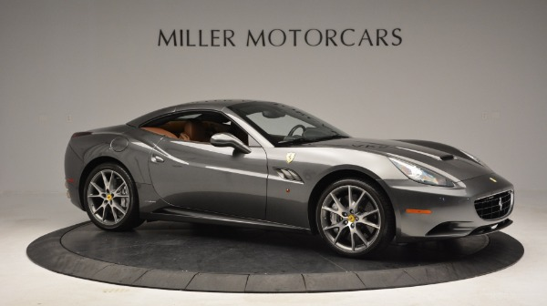 Used 2011 Ferrari California for sale Sold at Aston Martin of Greenwich in Greenwich CT 06830 21