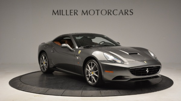 Used 2011 Ferrari California for sale Sold at Aston Martin of Greenwich in Greenwich CT 06830 22