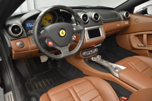 Used 2011 Ferrari California for sale Sold at Aston Martin of Greenwich in Greenwich CT 06830 23