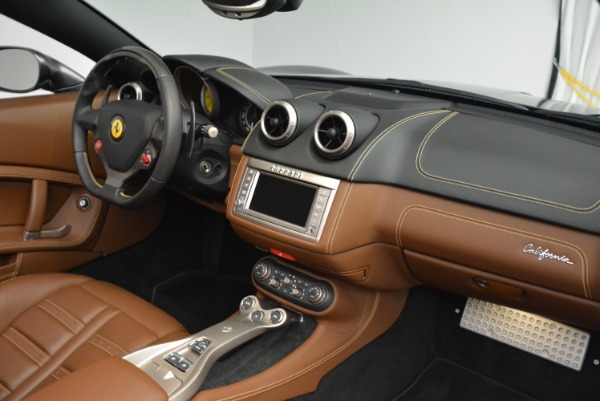 Used 2011 Ferrari California for sale Sold at Aston Martin of Greenwich in Greenwich CT 06830 28