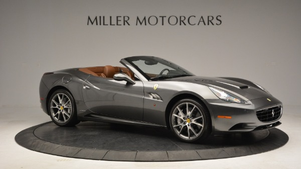 Used 2011 Ferrari California for sale Sold at Aston Martin of Greenwich in Greenwich CT 06830 9