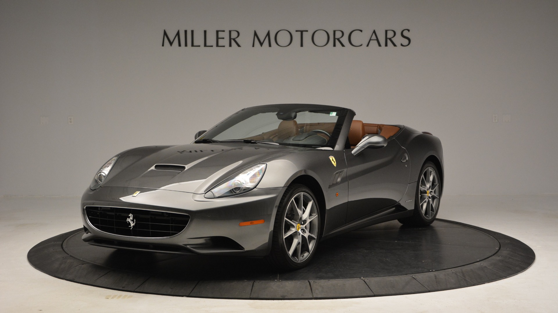 Used 2011 Ferrari California for sale Sold at Aston Martin of Greenwich in Greenwich CT 06830 1