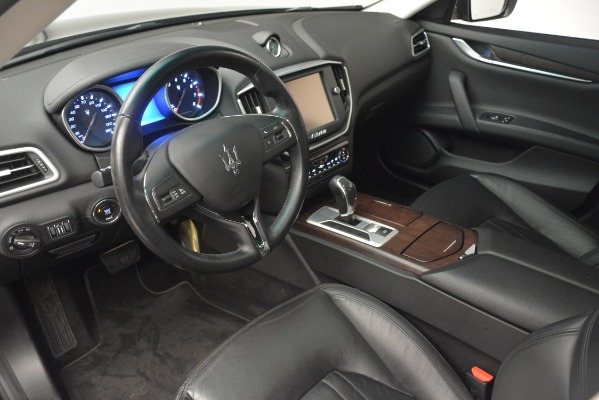 Used 2015 Maserati Ghibli S Q4 for sale Sold at Aston Martin of Greenwich in Greenwich CT 06830 14