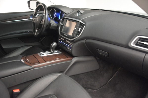 Used 2015 Maserati Ghibli S Q4 for sale Sold at Aston Martin of Greenwich in Greenwich CT 06830 18