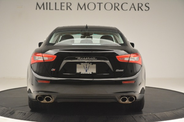 Used 2015 Maserati Ghibli S Q4 for sale Sold at Aston Martin of Greenwich in Greenwich CT 06830 6