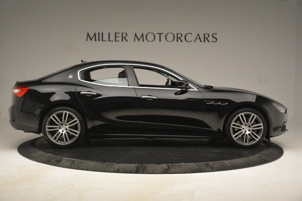 Used 2015 Maserati Ghibli S Q4 for sale Sold at Aston Martin of Greenwich in Greenwich CT 06830 9