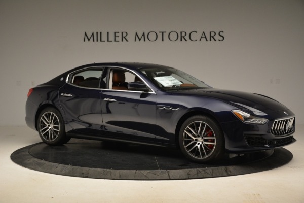 Used 2019 Maserati Ghibli S Q4 for sale $61,900 at Aston Martin of Greenwich in Greenwich CT 06830 10