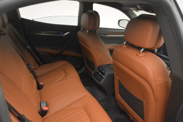New 2019 Maserati Ghibli S Q4 for sale Sold at Aston Martin of Greenwich in Greenwich CT 06830 25