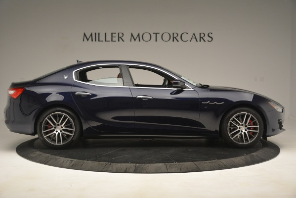 New 2019 Maserati Ghibli S Q4 for sale Sold at Aston Martin of Greenwich in Greenwich CT 06830 9