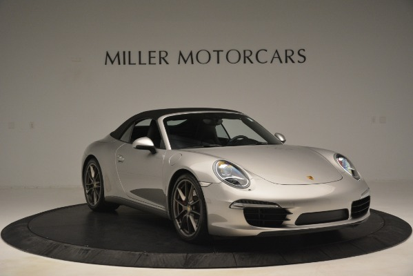 Used 2013 Porsche 911 Carrera S for sale Sold at Aston Martin of Greenwich in Greenwich CT 06830 13
