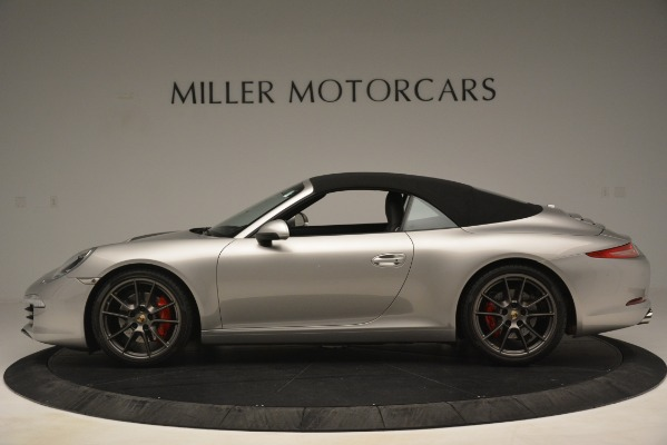 Used 2013 Porsche 911 Carrera S for sale Sold at Aston Martin of Greenwich in Greenwich CT 06830 15