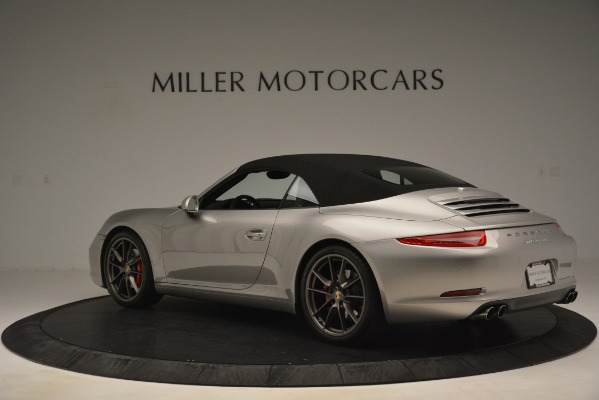 Used 2013 Porsche 911 Carrera S for sale Sold at Aston Martin of Greenwich in Greenwich CT 06830 16
