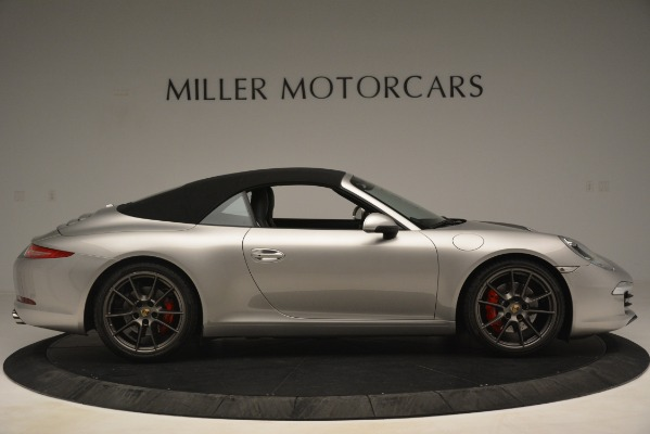 Used 2013 Porsche 911 Carrera S for sale Sold at Aston Martin of Greenwich in Greenwich CT 06830 18