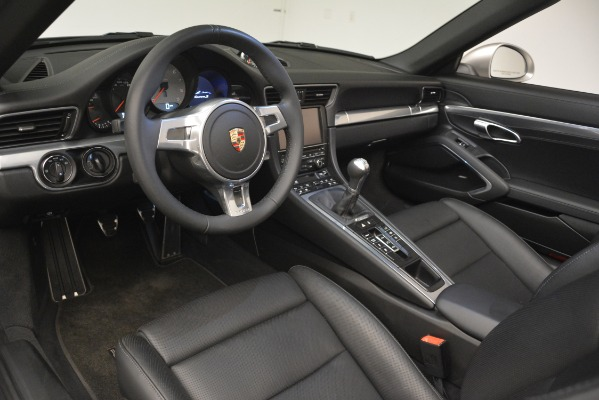 Used 2013 Porsche 911 Carrera S for sale Sold at Aston Martin of Greenwich in Greenwich CT 06830 19
