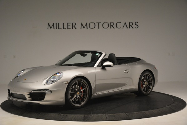 Used 2013 Porsche 911 Carrera S for sale Sold at Aston Martin of Greenwich in Greenwich CT 06830 2