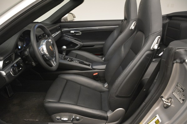 Used 2013 Porsche 911 Carrera S for sale Sold at Aston Martin of Greenwich in Greenwich CT 06830 20