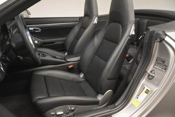 Used 2013 Porsche 911 Carrera S for sale Sold at Aston Martin of Greenwich in Greenwich CT 06830 21