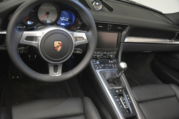 Used 2013 Porsche 911 Carrera S for sale Sold at Aston Martin of Greenwich in Greenwich CT 06830 23
