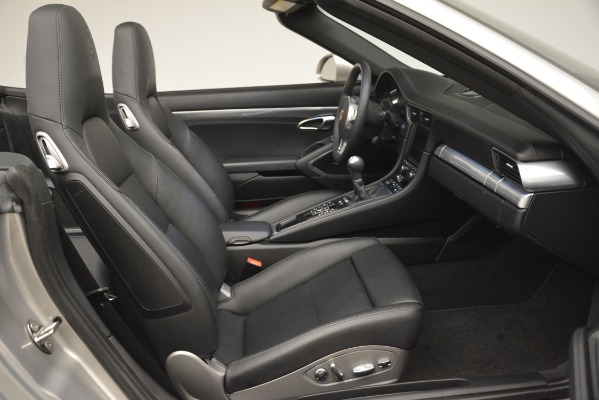 Used 2013 Porsche 911 Carrera S for sale Sold at Aston Martin of Greenwich in Greenwich CT 06830 25