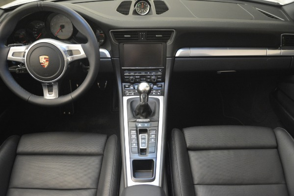 Used 2013 Porsche 911 Carrera S for sale Sold at Aston Martin of Greenwich in Greenwich CT 06830 28