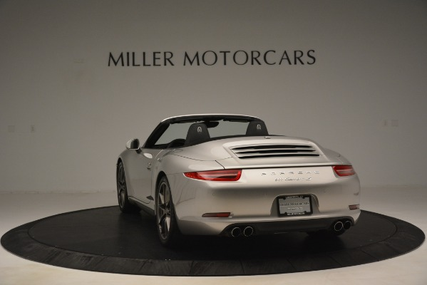 Used 2013 Porsche 911 Carrera S for sale Sold at Aston Martin of Greenwich in Greenwich CT 06830 5