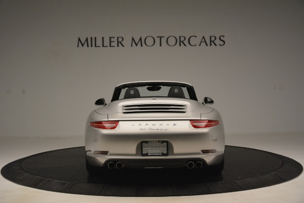 Used 2013 Porsche 911 Carrera S for sale Sold at Aston Martin of Greenwich in Greenwich CT 06830 6