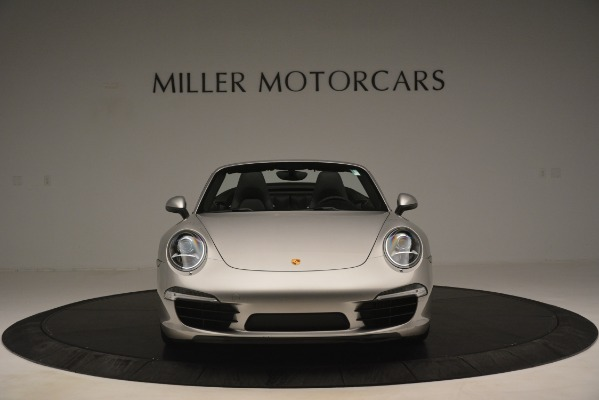Used 2013 Porsche 911 Carrera S for sale Sold at Aston Martin of Greenwich in Greenwich CT 06830 7