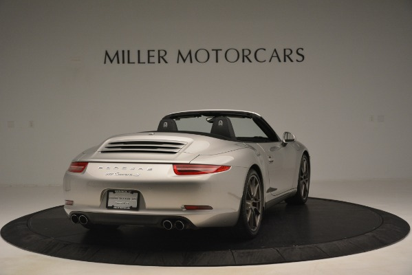 Used 2013 Porsche 911 Carrera S for sale Sold at Aston Martin of Greenwich in Greenwich CT 06830 8
