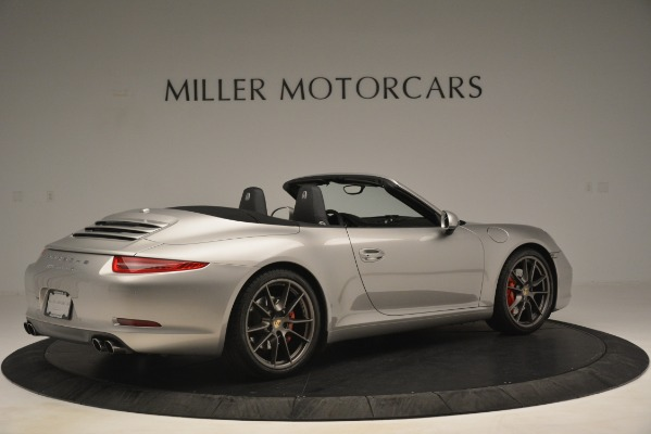 Used 2013 Porsche 911 Carrera S for sale Sold at Aston Martin of Greenwich in Greenwich CT 06830 9
